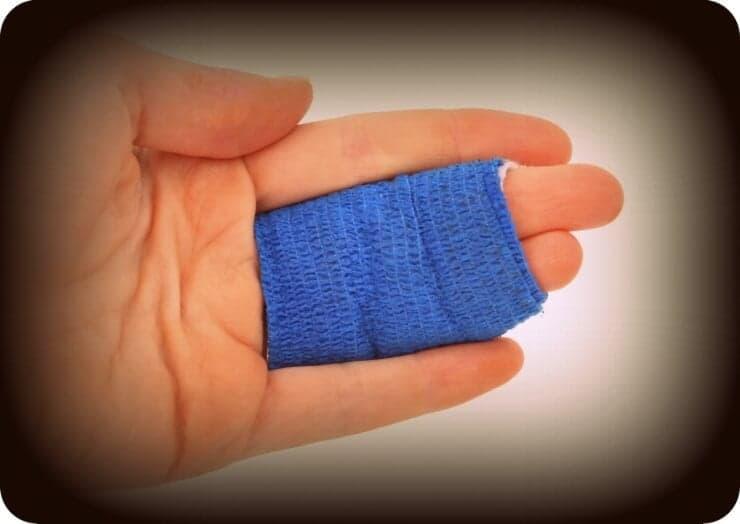 accidente lesion