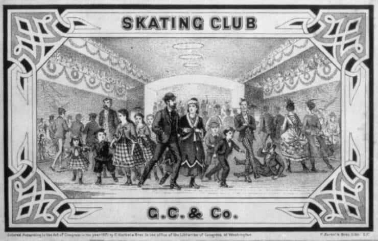 evento de patinaje 4 ruedas