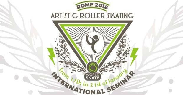 logo seminario roma rollart