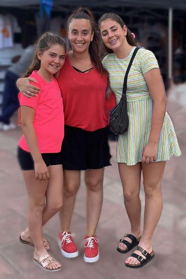 Chicas PuroPatin con Cristina Gavin