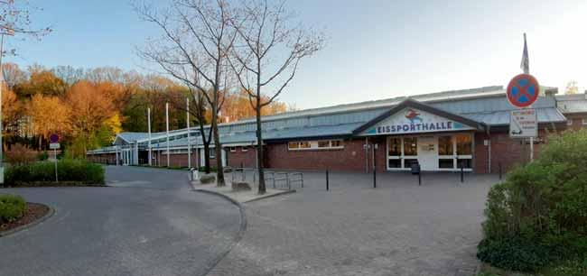 IceSport Arena en Harsefeld