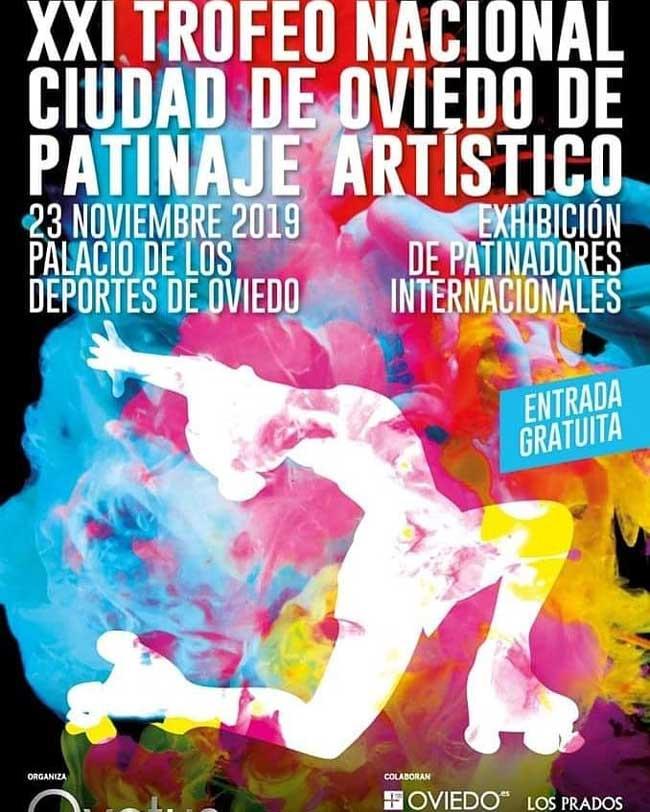 Trofeo Ovetus voluntarios poster